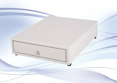 SS 102 Cash Drawer White
