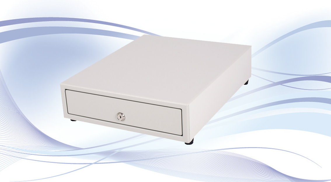 SS 102 Cash Drawer White