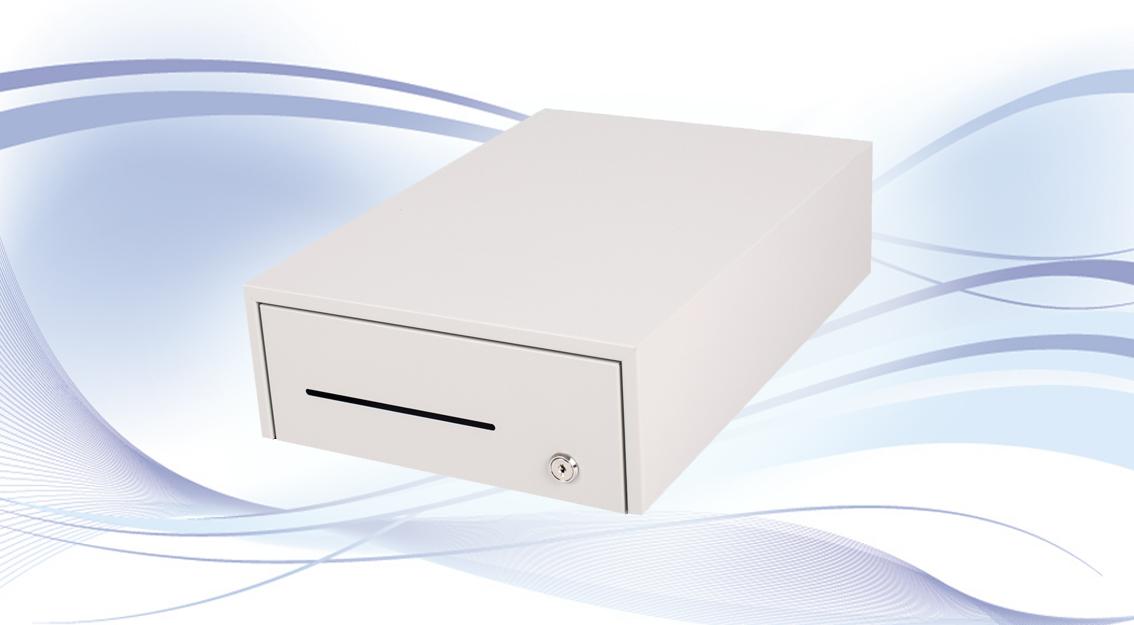 EP-300 Cash Drawer White