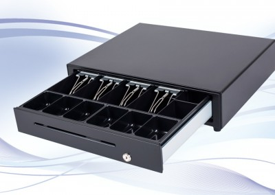 HP-124 Cash Drawer Open