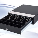 HP-123 Cash Drawer Open