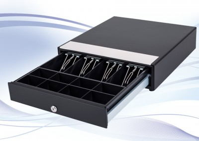 HP-123 Cash Drawer Open