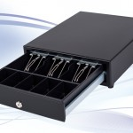 HP-102 Cash Drawer Open